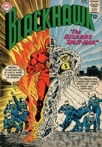 Cover Thumbnail for Blackhawk (DC, 1957 series) #184