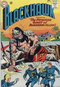 Cover for Blackhawk (1957 series) #188