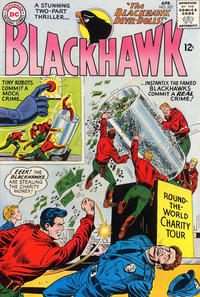 Cover Thumbnail for Blackhawk (DC, 1957 series) #207