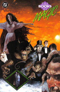 Cover Thumbnail for The Books of Magic (DC, 1990 series) #2