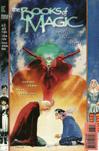 Cover Thumbnail for The Books of Magic (DC, 1994 series) #13