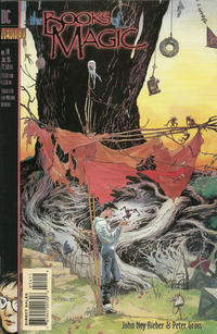 Cover for The Books of Magic (DC, 1994 series) #14