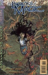 Cover for The Books of Magic (DC, 1994 series) #34