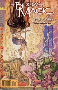 Cover Thumbnail for The Books of Magic (DC, 1994 series) #35