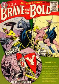 Cover Thumbnail for The Brave and the Bold (DC, 1955 series) #1