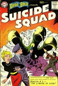 Cover Thumbnail for The Brave and the Bold (DC, 1955 series) #25