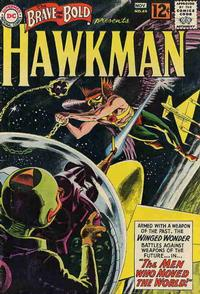 Cover Thumbnail for The Brave and the Bold (DC, 1955 series) #44