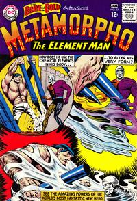 Cover for The Brave and the Bold (1955 series) #57