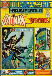 Cover Thumbnail for The Brave and the Bold (DC, 1955 series) #116