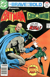 Cover Thumbnail for The Brave and the Bold (DC, 1955 series) #134