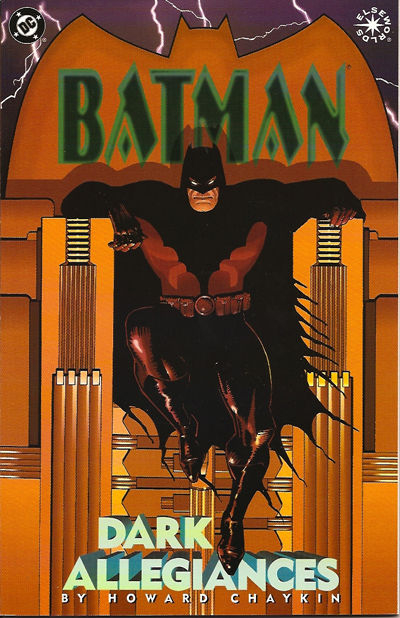Cover for Batman: Dark Allegiances (DC, 1996 series)