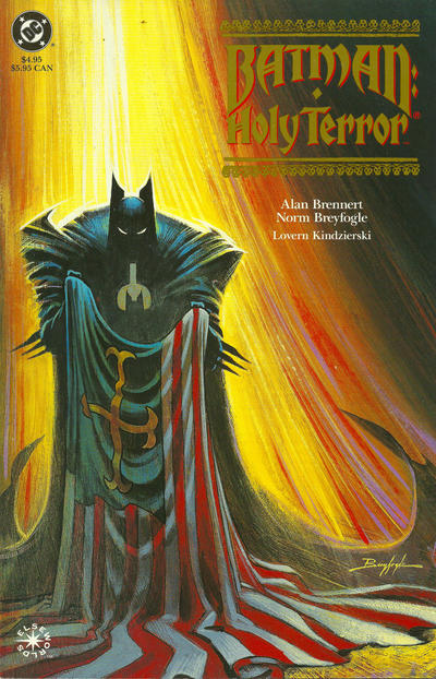 Cover for Batman: Holy Terror (1991 series) #[nn]
