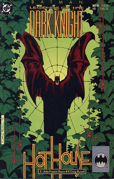 Cover for Batman: Legends of the Dark Knight (1992 series) #42