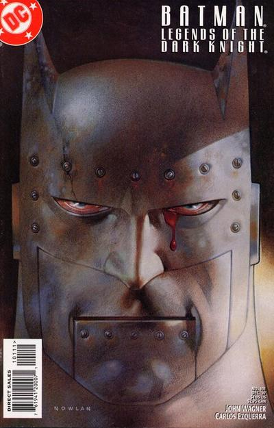 Cover for Batman: Legends of the Dark Knight (1992 series) #101