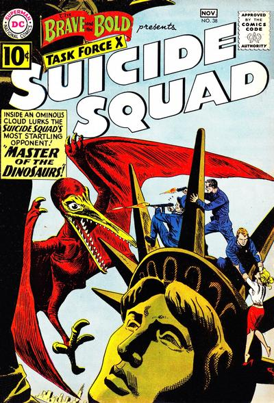 Cover for The Brave and the Bold (DC, 1955 series) #38