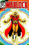 Cover for Warlock (Marvel, 1982 series) #5