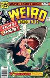 Cover for Weird Wonder Tales (Marvel, 1973 series) #16