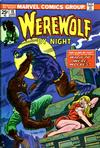 Cover for Werewolf by Night (Marvel, 1972 series) #18