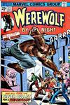 Cover for Werewolf by Night (Marvel, 1972 series) #23
