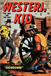 Cover for Western Kid (Marvel, 1954 series) #13