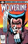 Cover for Wolverine (Marvel, 1982 series) #1