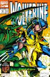 Cover Thumbnail for Wolverine (1988 series) #70 [Direct Edition]