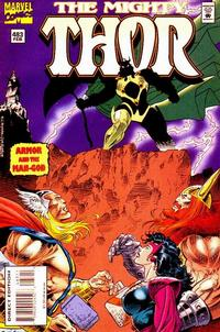Cover Thumbnail for Thor (Marvel, 1966 series) #483