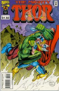 Cover Thumbnail for Thor (Marvel, 1966 series) #489