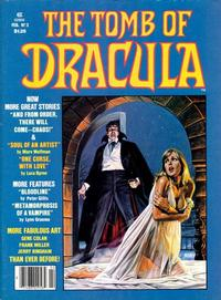 Cover Thumbnail for The Tomb of Dracula (Marvel, 1979 series) #3