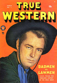 Cover Thumbnail for True Western (Marvel, 1949 series) #2