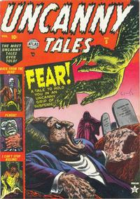 Cover Thumbnail for Uncanny Tales (Marvel, 1952 series) #5