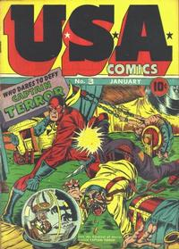 Cover Thumbnail for USA Comics (Marvel, 1941 series) #3