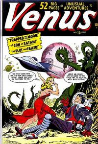 Cover Thumbnail for Venus (Marvel, 1948 series) #10