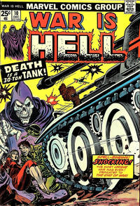 Cover Thumbnail for War Is Hell (Marvel, 1973 series) #10