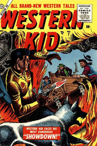 Cover Thumbnail for Western Kid (Marvel, 1954 series) #7