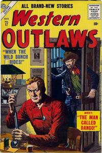Cover Thumbnail for Western Outlaws (Marvel, 1954 series) #17