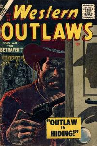Cover Thumbnail for Western Outlaws (Marvel, 1954 series) #19