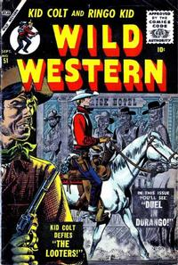 Cover Thumbnail for Wild Western (Marvel, 1948 series) #51