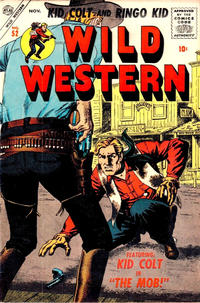 Cover Thumbnail for Wild Western (Marvel, 1948 series) #52