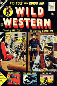 Cover Thumbnail for Wild Western (Marvel, 1948 series) #56