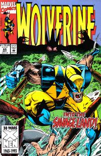 Cover Thumbnail for Wolverine (Marvel, 1988 series) #69 [Direct Edition]