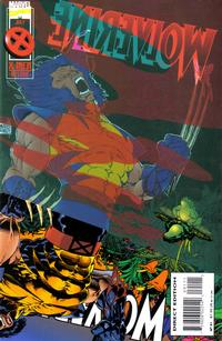 Cover Thumbnail for Wolverine (Marvel, 1988 series) #91 [Direct Edition]