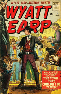 Cover Thumbnail for Wyatt Earp (Marvel, 1955 series) #18