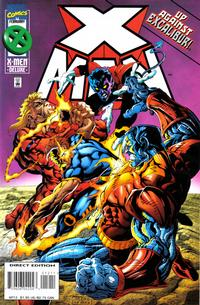 Cover Thumbnail for X-Man (Marvel, 1995 series) #12 [Direct Edition]