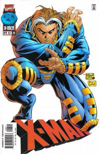 Cover Thumbnail for X-Man (Marvel, 1995 series) #26 [Direct Edition]