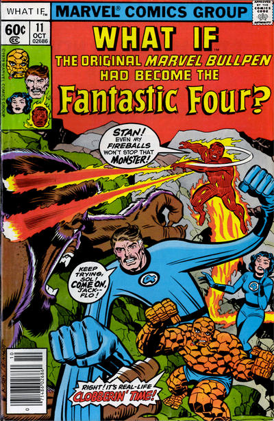Cover for What If? (Marvel, 1977 series) #11
