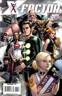 Cover Thumbnail for X-Factor (Marvel, 2006 series) #13