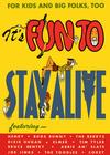 Cover for It's Fun to Stay Alive (The Ohio Automobile Dealers Association, 1948 series)