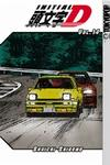 Cover for Initial D (Tokyopop, 2002 series) #14