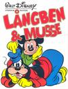 Cover for Långben & Musse (Richters Förlag AB, 1985 series)